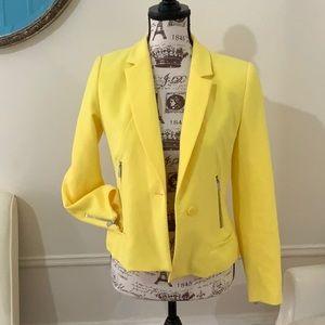 Zara blazer size M yellow size M
